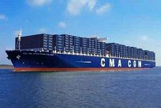 Cargo ship 01