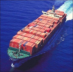 Cargo ship 02